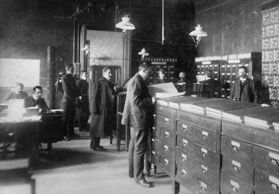 A budapesti bűnügyi nyilvántartó, 1905, Fővárosi Szabó Ervin Könyvtár Budapest Gyűjtemény