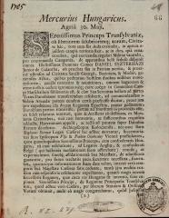 Mercurius Veridicus