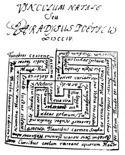 Labirintus a látáshoz.